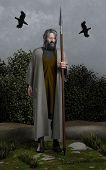 image of wander  - Odin the Wanderer - JPG