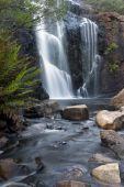 stock photo of mckenzie  - Scenic view of McKenzie waterfall in the Grampian Ranges Victoria Australia - JPG
