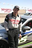 LOS ANGELES - MAR 15:  Nick Wechsler at the Toyota Grand Prix of Long Beach Pro-Celebrity Race Train