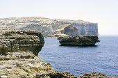 pic of gozo  - Gozo Scenic Views in the summer day - JPG