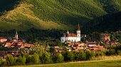 stock photo of sibiu  - Rasinari Village in Sibiu Transylvania - JPG
