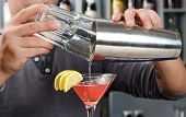 picture of cosmopolitan  - Barman - JPG