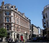 picture of transpiration  - this is a street scene in london - JPG