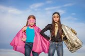 picture of heroes  -  girl power - JPG