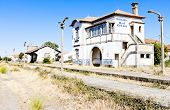 pic of dua  - railway station of Duas Igrejas - JPG
