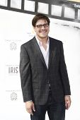 LOS ANGELES - SEPT 25: Rich Sommer at the IRIS, A Journey Through the World of Cinema by Cirque du S