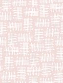 Abstract Geometric Seamless Vector Print. Pink And White Grid Repeatable Prints Ideal For Fabric, Te poster