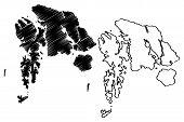 Petersburg Borough, Alaska (boroughs And Census Areas In Alaska, United States Of America,usa, U.s., poster