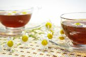 Chamomile And Herbal Tea poster