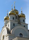 image of ekaterinburg  - cathedral in the names of all saints - JPG