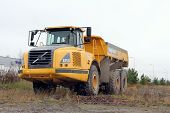 Volvo A25D Articulated Hauler