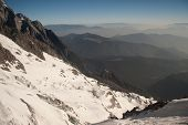 picture of jade blue  - Viewpoint Of Jade Dragon Snow Mountain - JPG