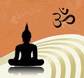 image of budha  - Buddha - JPG