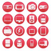 Electronic Technology Device Icon