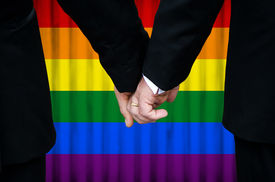 pic of gay pride  - Married with Pride  - JPG
