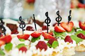 image of catering service  - Close - JPG