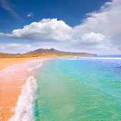 picture of manga  - Calblanque beach Park near La Manga Mar Menor in Murcia Spain - JPG