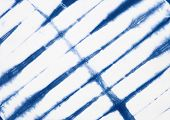 foto of tied  - Abstract tie dyed fabric background  - JPG