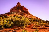 image of butt  - Bell Rock Butte in Sedona - JPG