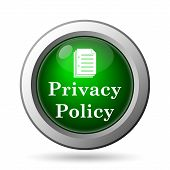 foto of policy  - Privacy policy icon - JPG