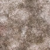 A Light Brown Abstract Faux Marble Background Illustration With Darker Brown Veins Running Through I poster