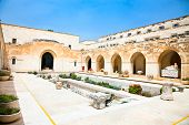 pic of rockefeller  - Rockefeller archaeological museum in Jerusalem - JPG