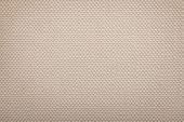 image of stippling  - Unbleached woven fabric background texture showing natural fibre and weave detail - JPG