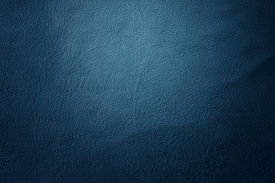 picture of buckskin  - leather texture dark blue ideal for background - JPG