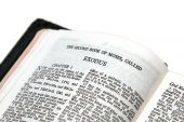 Bible Open To Exodus