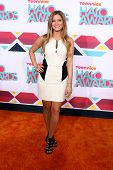 LOS ANGELES - NOV 17:  i Justine at the TeenNick Halo Awards at Hollywood Palladium on November 17,