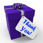 foto of appreciation  - Thank You Gift Meaning Grateful And Appreciative - JPG