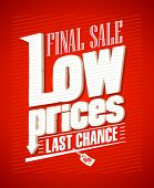 image of year end sale  - Low prices - JPG
