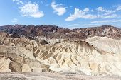 stock photo of arid  - Death valley park - JPG