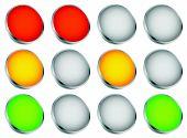image of traffic light  - Traffic light  - JPG