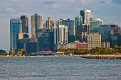 pic of high-rise  - Downtown chicago high rise buildings and skyline - JPG