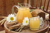 image of jug  - Grain drink  - JPG