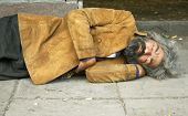 stock photo of scourge  - the hobo - JPG