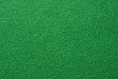 Green felt background. Useful for poker table or pool table surface