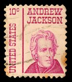UNITED STATES OF AMERICA - CIRCA 1967: a stamp printed in the United States of America shows Andrew