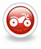 pic of four-wheeler  - Image Graphic Icon Button Pictogram with ATV symbol - JPG