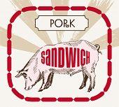 stock photo of pig-breeding  - pig - JPG