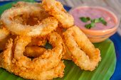 foto of squid  - seafood snacks - JPG