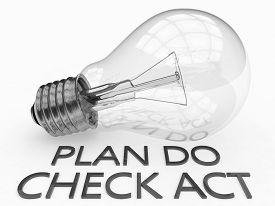 foto of plan-do-check-act  - Plan Do Check Act  - JPG