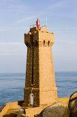 foto of por  - Pors Kamor lighthouse - JPG