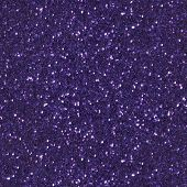 Violet Glitter Background. Low Contrast Photo. Seamless Square T poster