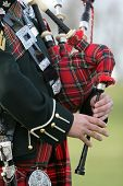 Scottish Bag Pipes