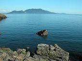 stock photo of orca  - This scene of Washington - JPG