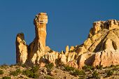 picture of chimney rock  - Chimney Rock - JPG