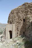 foto of shiraz  - Wall of Ardeshir - JPG