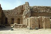 pic of shiraz  - Inner yard of Ardeshir - JPG